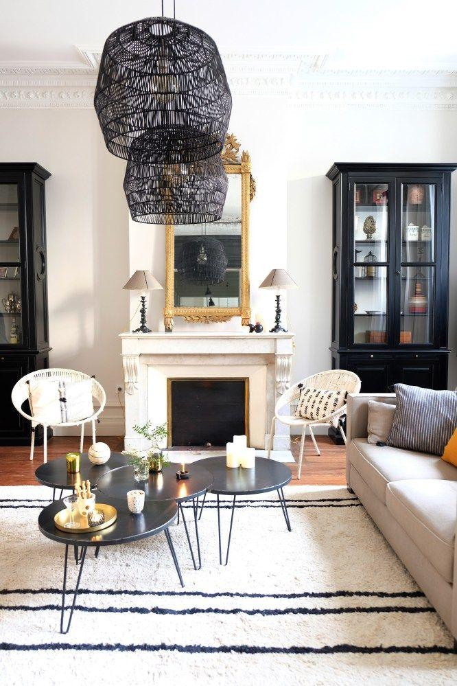 la maison po tique planete deco a homes world deco living room pinterest salons. Black Bedroom Furniture Sets. Home Design Ideas