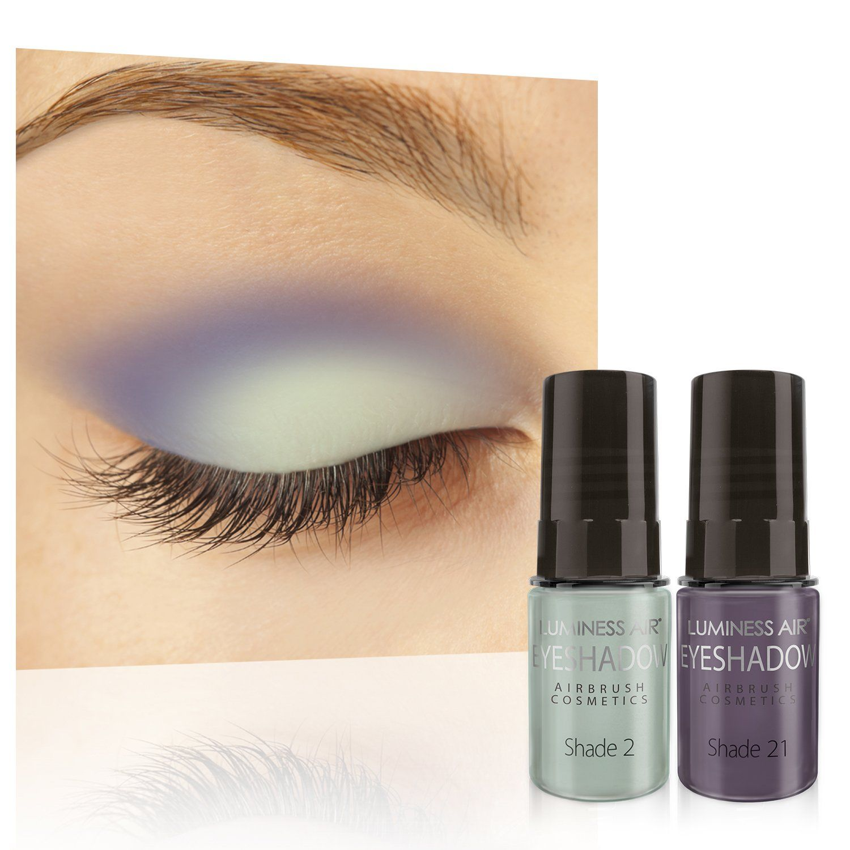Luminess Air Airbrush Eyeshadow Duo Seashell Collection