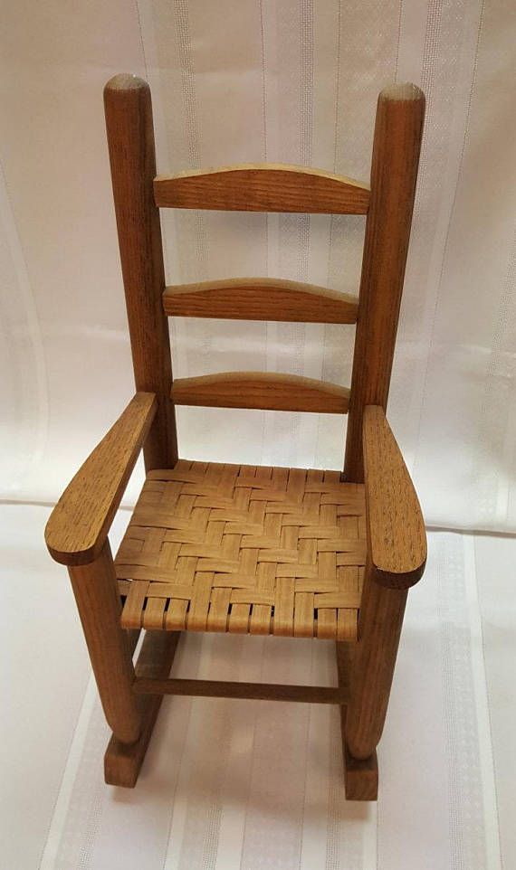 Outstanding Vintage Child Size Wooden Rocker Rocking Chair Woven Bottom Lamtechconsult Wood Chair Design Ideas Lamtechconsultcom