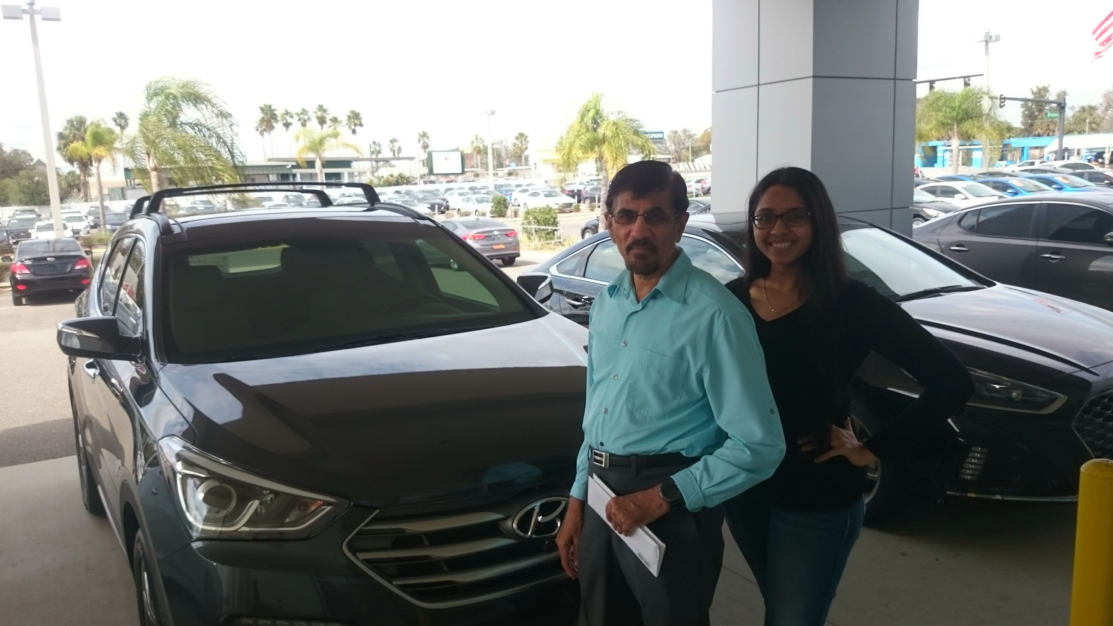Big thanks to Mr. Srihar Mangal Vedkar for coming to Lakeland ...