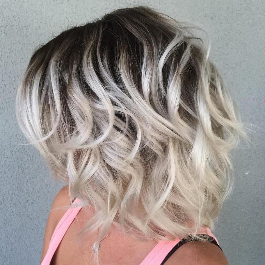 hair Сolor ideas with white and platinum blonde hair hair