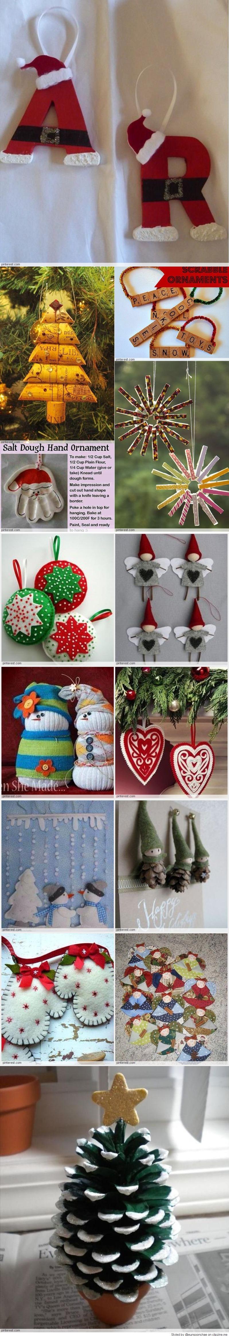 Christmas Crafts | X mas Origami | Pinterest | Crafts, DIY Christmas ...