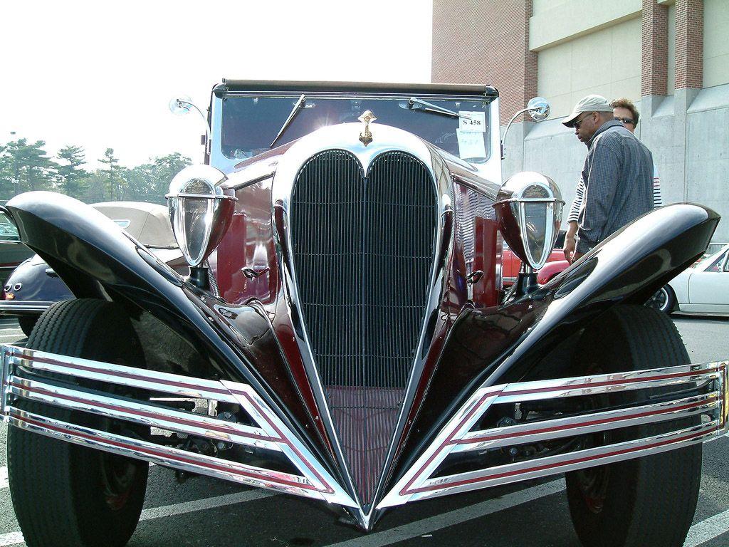 Brewster Ford V8 Town Car 1934-36