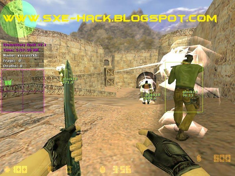 counter strike 1.6 hack version download