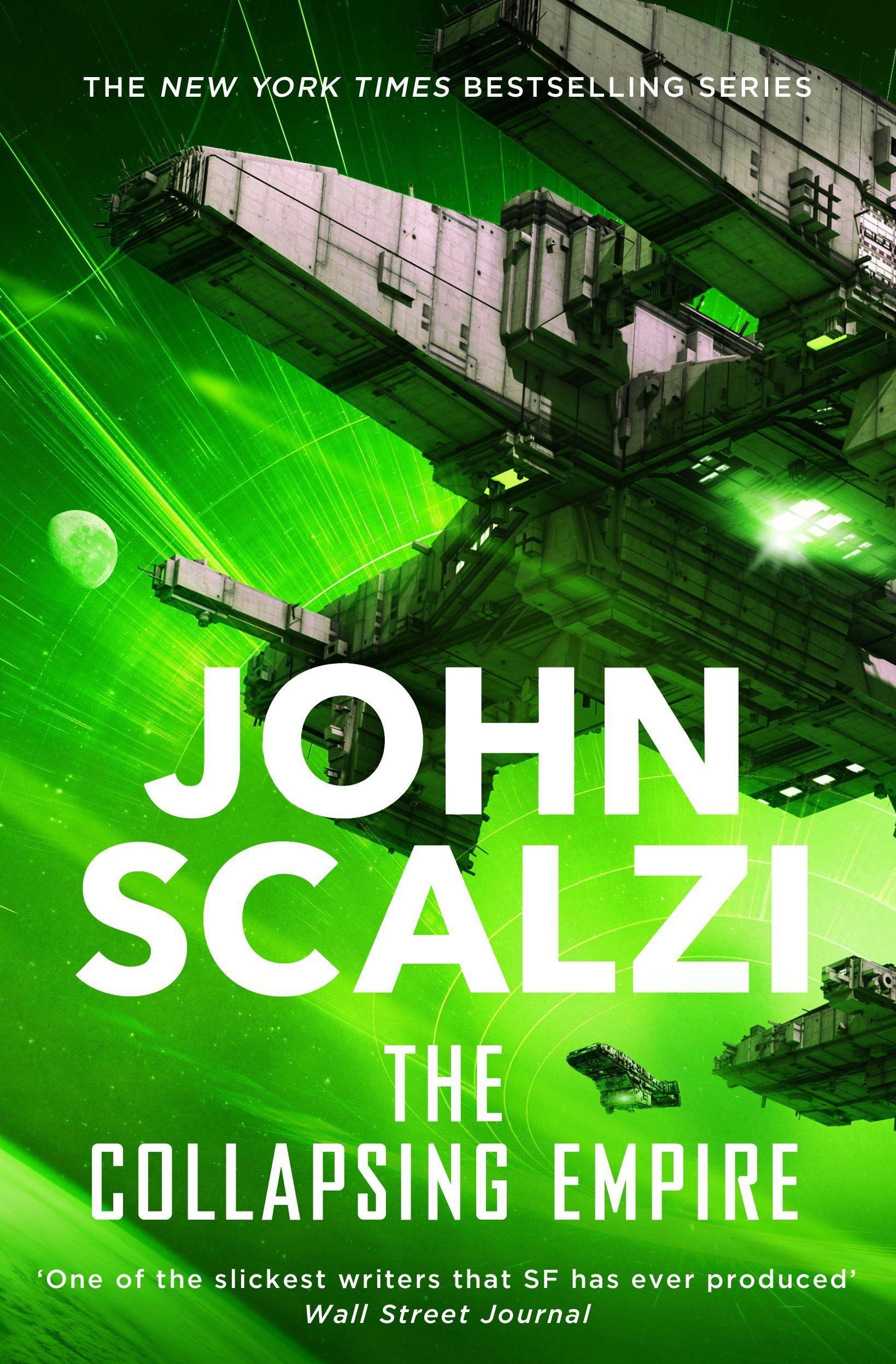 Finalist at 2018 Hugo Awards - Best Novel  Published by Tor
