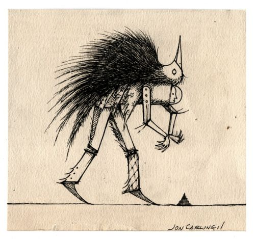 'The Bookmaker' Jon Carling 2011