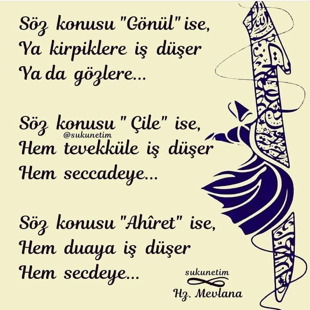 Hazreti Mevlana Sozleri Www Corek Otu Yagi Com Islamic Quotes Islam Words