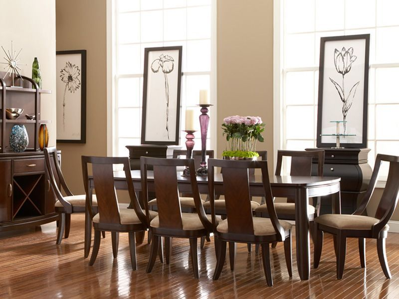 Boulevard Dining Room Set Via Cort Furniture Dinning Room