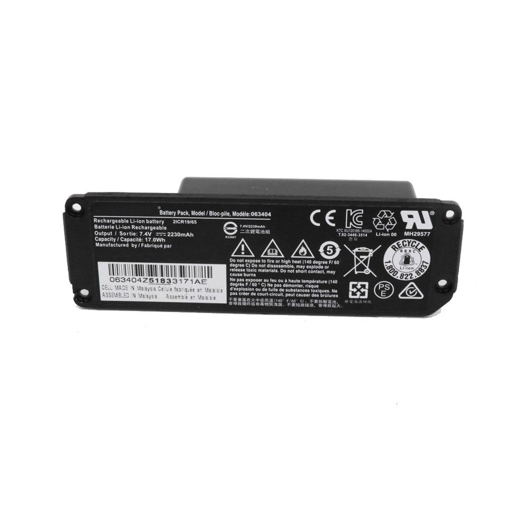 Price 38 50 Color Black Sku Bo30648 Oth Capacity 2230mah 17wh Voltage 7 4v Brand For Bose Part Number 061385 063287 06138 061384 061 Battery Pack Battery Mini