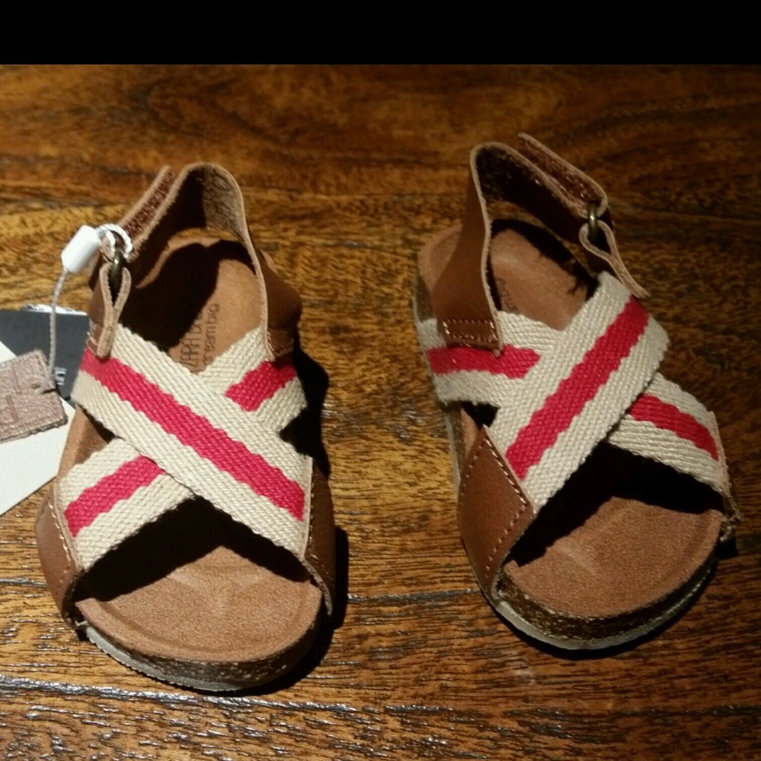 Zara Baby Boy Sandals Shoes Size 2 US 18 EUR | eBay ...