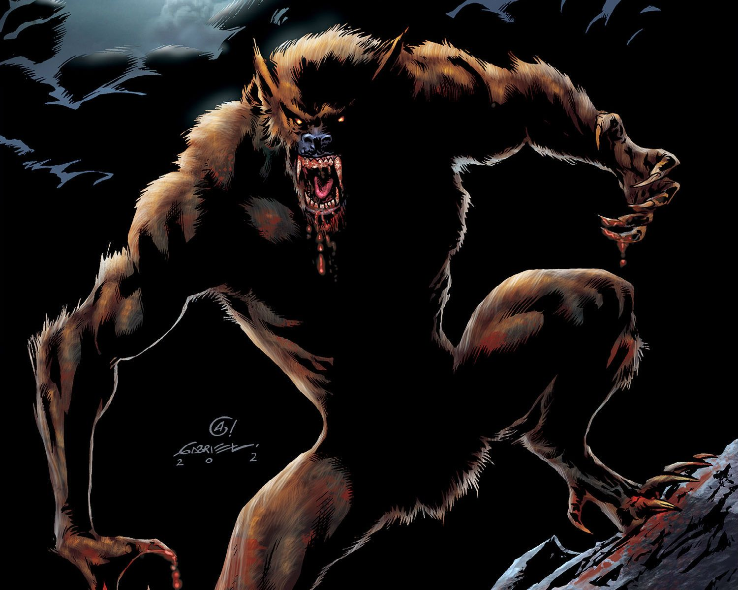 The Beast Withing Is Out Tonight!