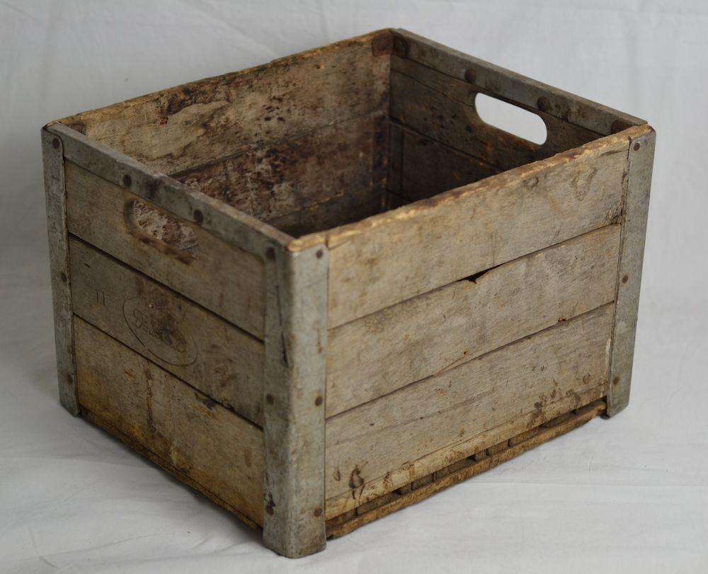 Carrying Mason Jar Crate Wood Crates Crates Baskets Boxes