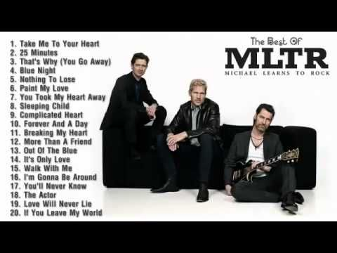 Michael Learns To Rock Greatest Hits Best Songs Of Michael