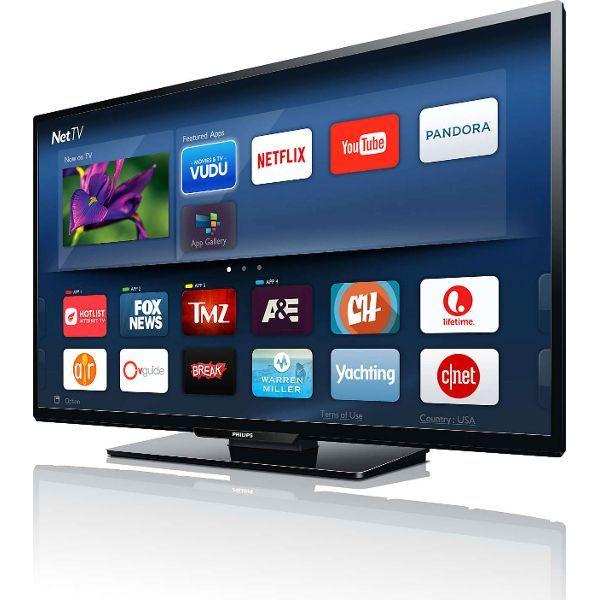 Philips 5000 Series 55 Smart 4k Ultrahd Tv Led Tv Smart Tv Tv
