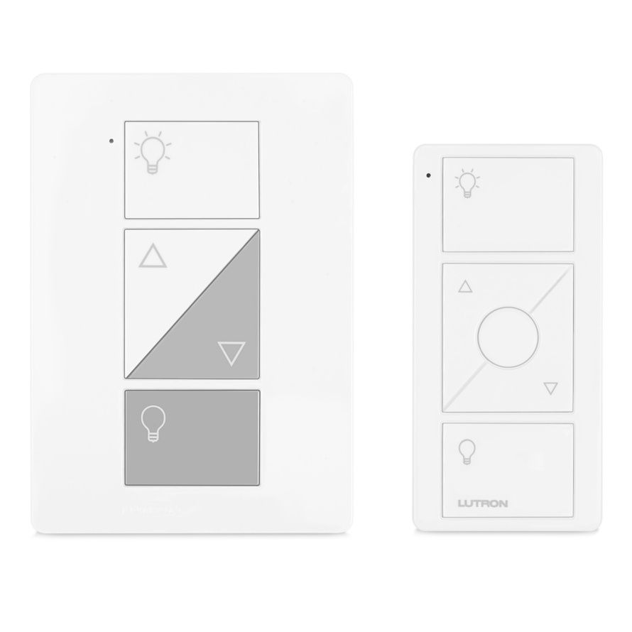 Lutron Casta Wireless Smart Lighting In Wall Dimmer Kit Homekit Diagram Iphone The Bridge And App Lets You Control Dimmers From Your