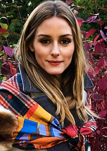 Olivia Palermo's statement outfit makes winter a lot more fun