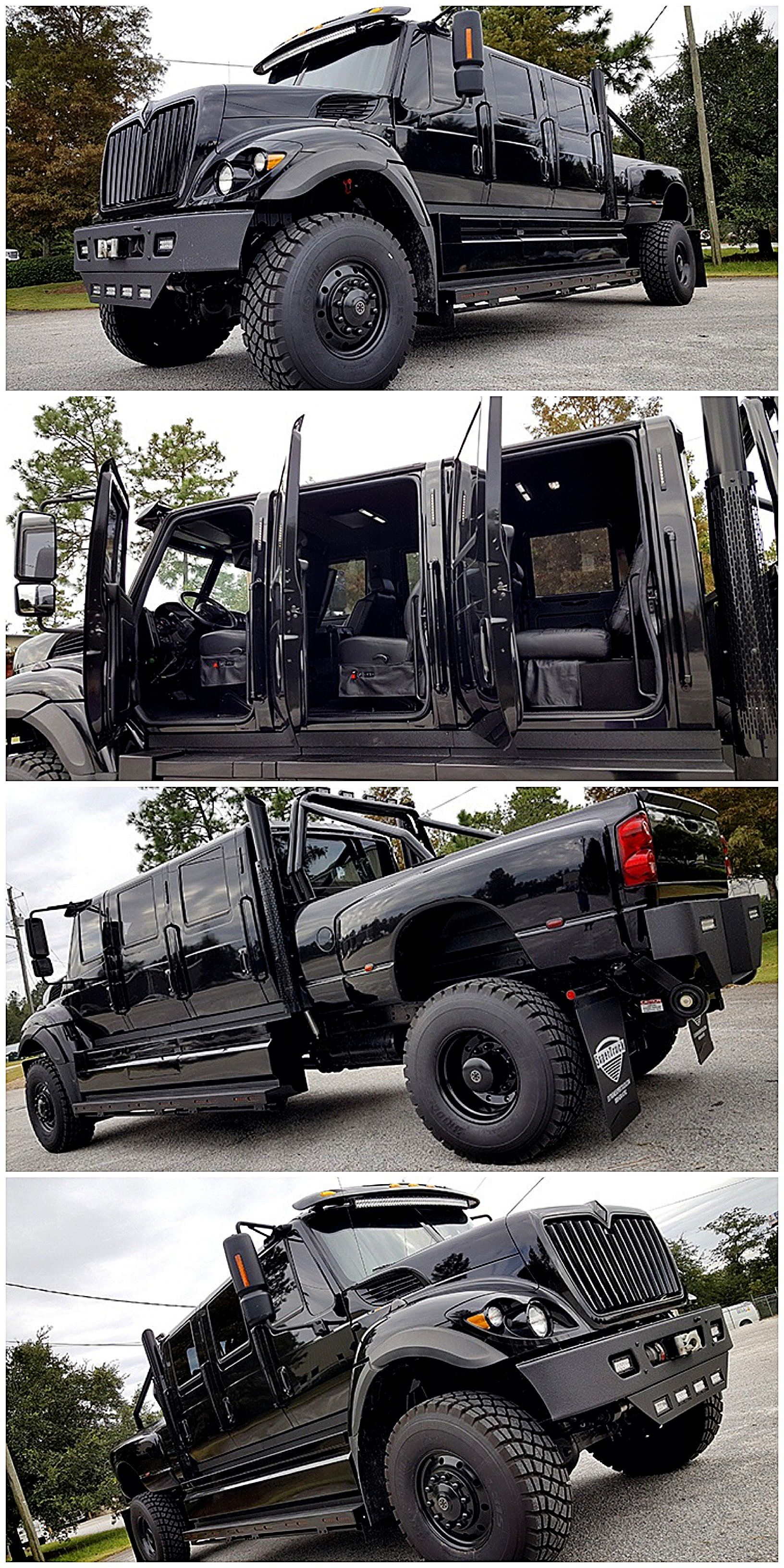 6 Door Truck : truck, Knight, Armor(FORD)F650., SuperTruck, 6Door, Pickup, F650,, Trucks,, Trucks