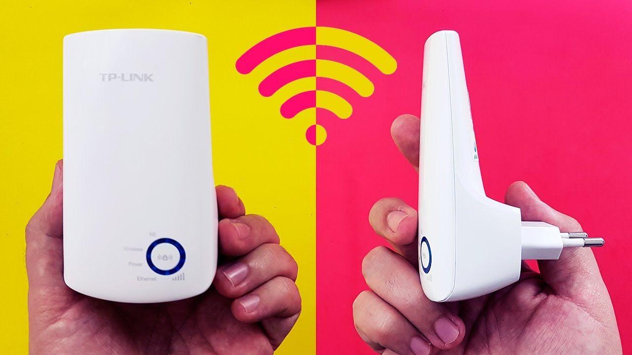 Como Aumentar O Sinal De Wifi Da Sua Casa Com Um Repetidor De