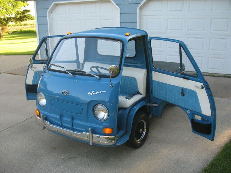 1969 Subaru Sambar 360 | Micro & Mini | Subaru cars, Subaru