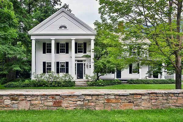 Trenton, NJ Greek revival home from the 1840's Beach
