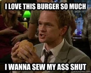 Hahah I Love Barney Funny Picture Quotes How I Met Your Mother You Make Me Laugh