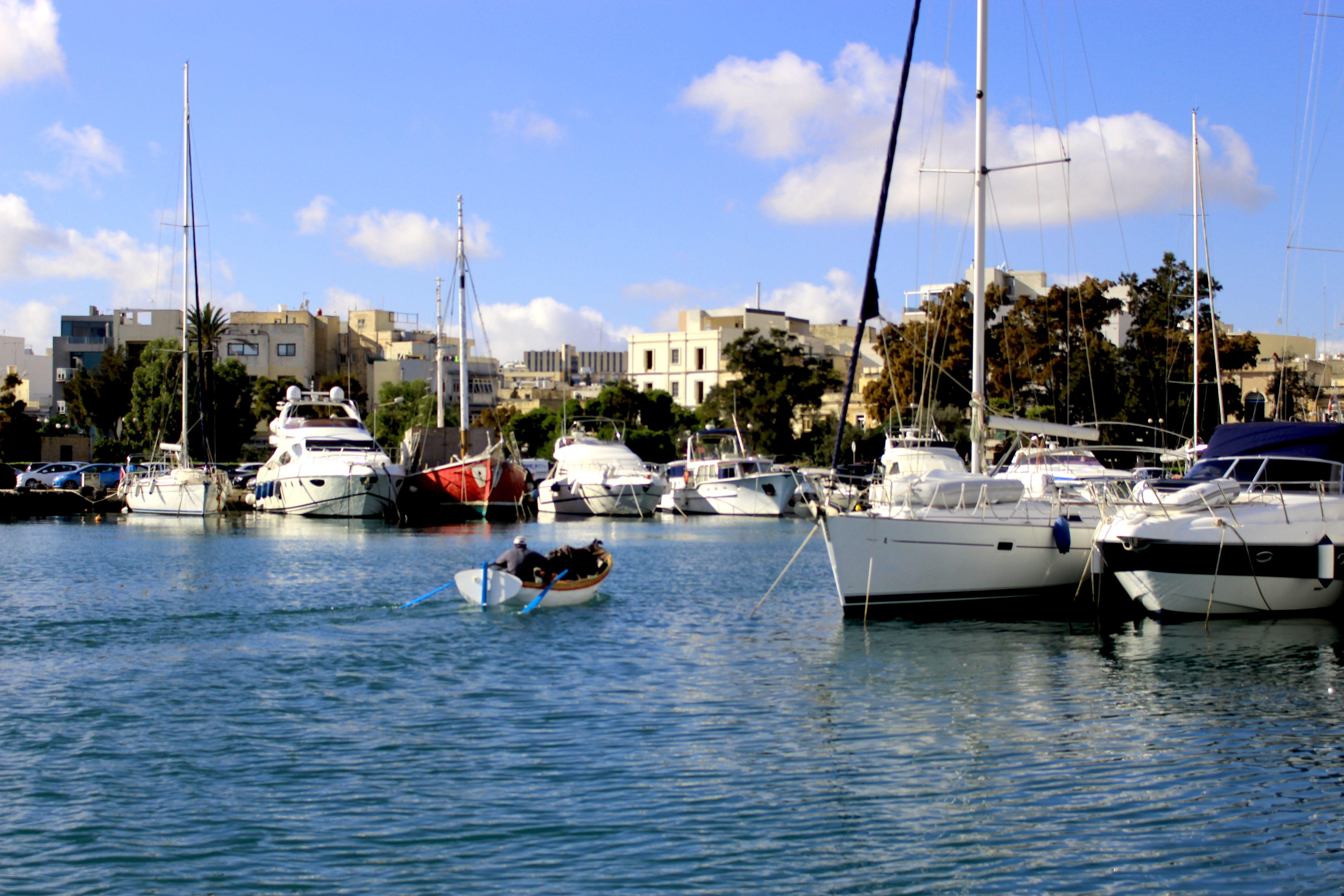 Manoel Island, Malta.