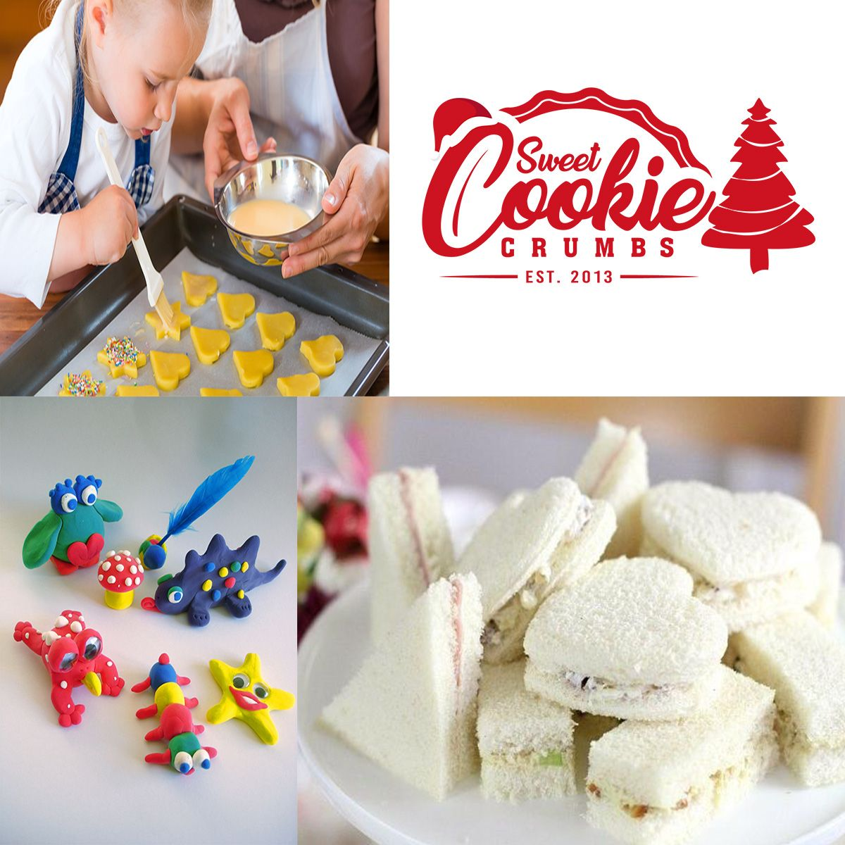 Artistic Ways to do with a cookie cutter!