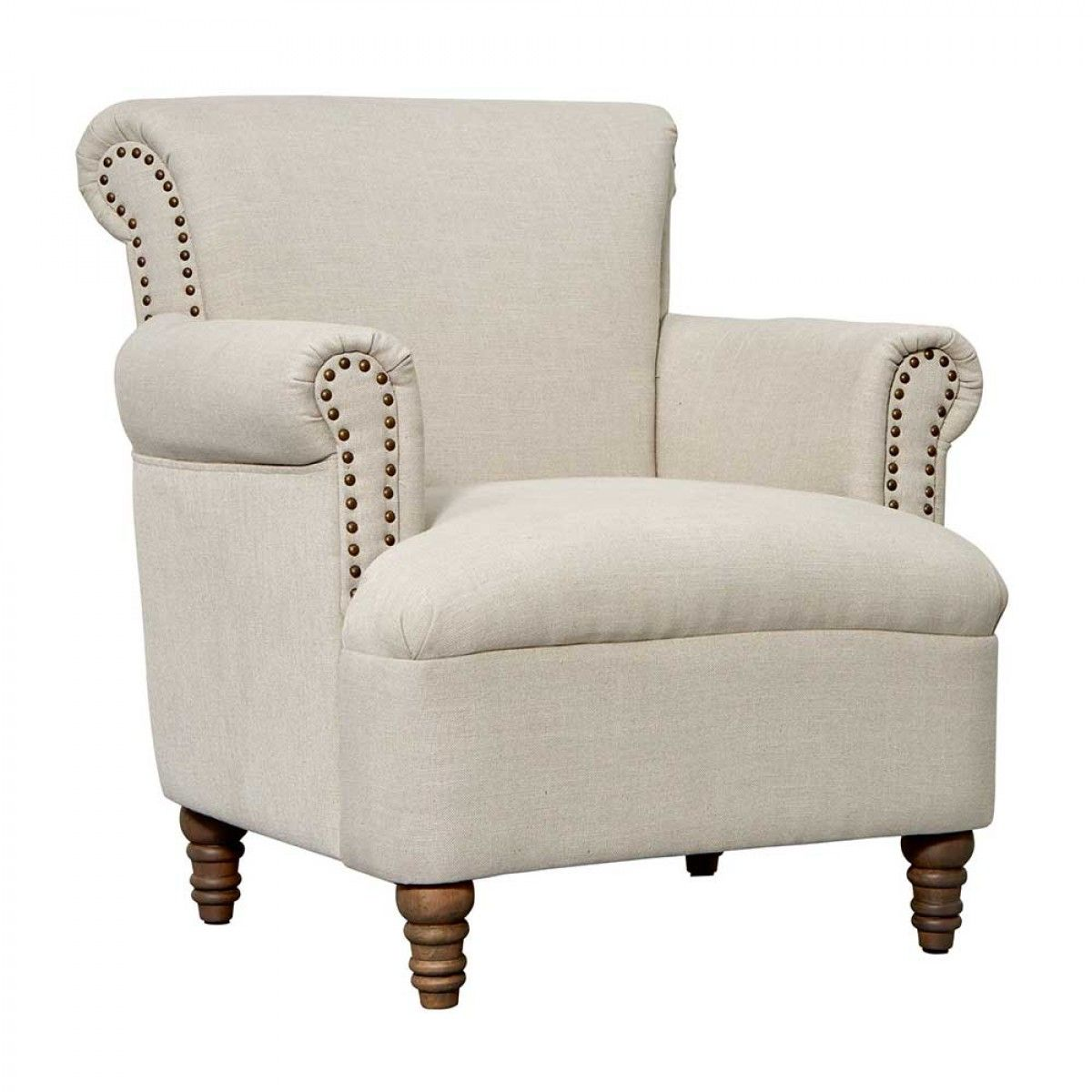 Best Annabella Occasional Chair Natural Armchairs 400 x 300