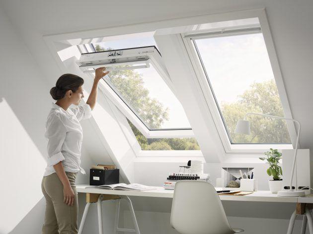 raumwunder dachgeschosswohnung ideen tipps zur praktischen gestaltung dachgeschoss. Black Bedroom Furniture Sets. Home Design Ideas