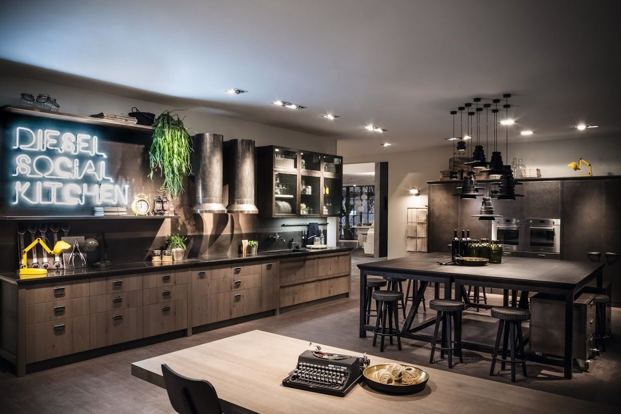 Luxurious Interiors: The Scavolini Diesel Living collection For the ...