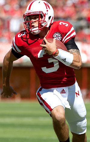 Taylor T Magic Martinez Nebraska Football Husker Football Alabama Football