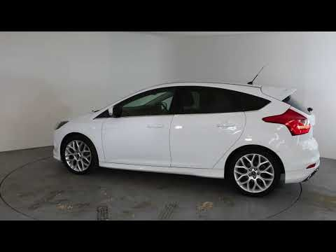 ford focus 1.6 ecoboost zetec s 182 - air conditioning - alloy