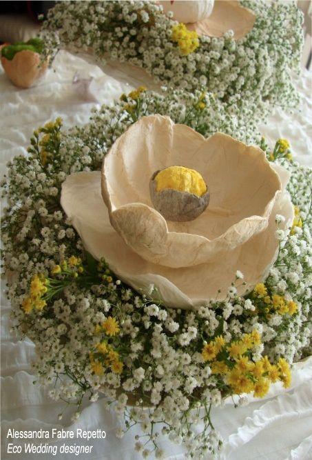 Alessandra Fabre Repetto  eco wedding designer  www.alessandrafabre.com