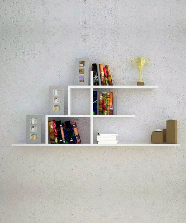15 Fabulous Minimalist Shelves For Your Living Room In Modern Style is part of Ikea Living Room Shelves - When decorating the living room, it is necessary to find the right balance, which is the most important characteristic of the good taste and style  It is