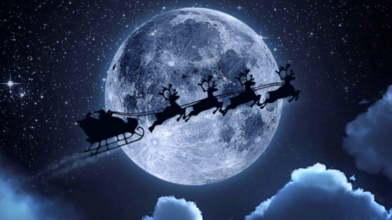 Sleigh Ride by The Santa sleigh, Santa tracker