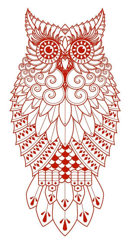 #owl #drawing