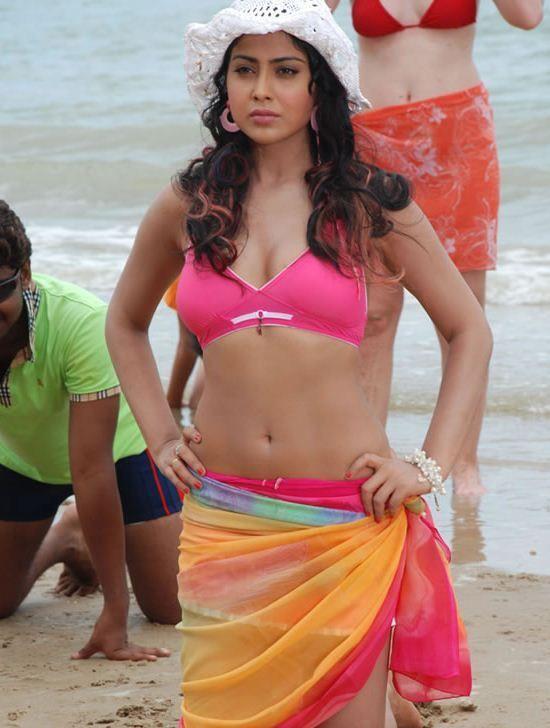 Girl indian actress bikini