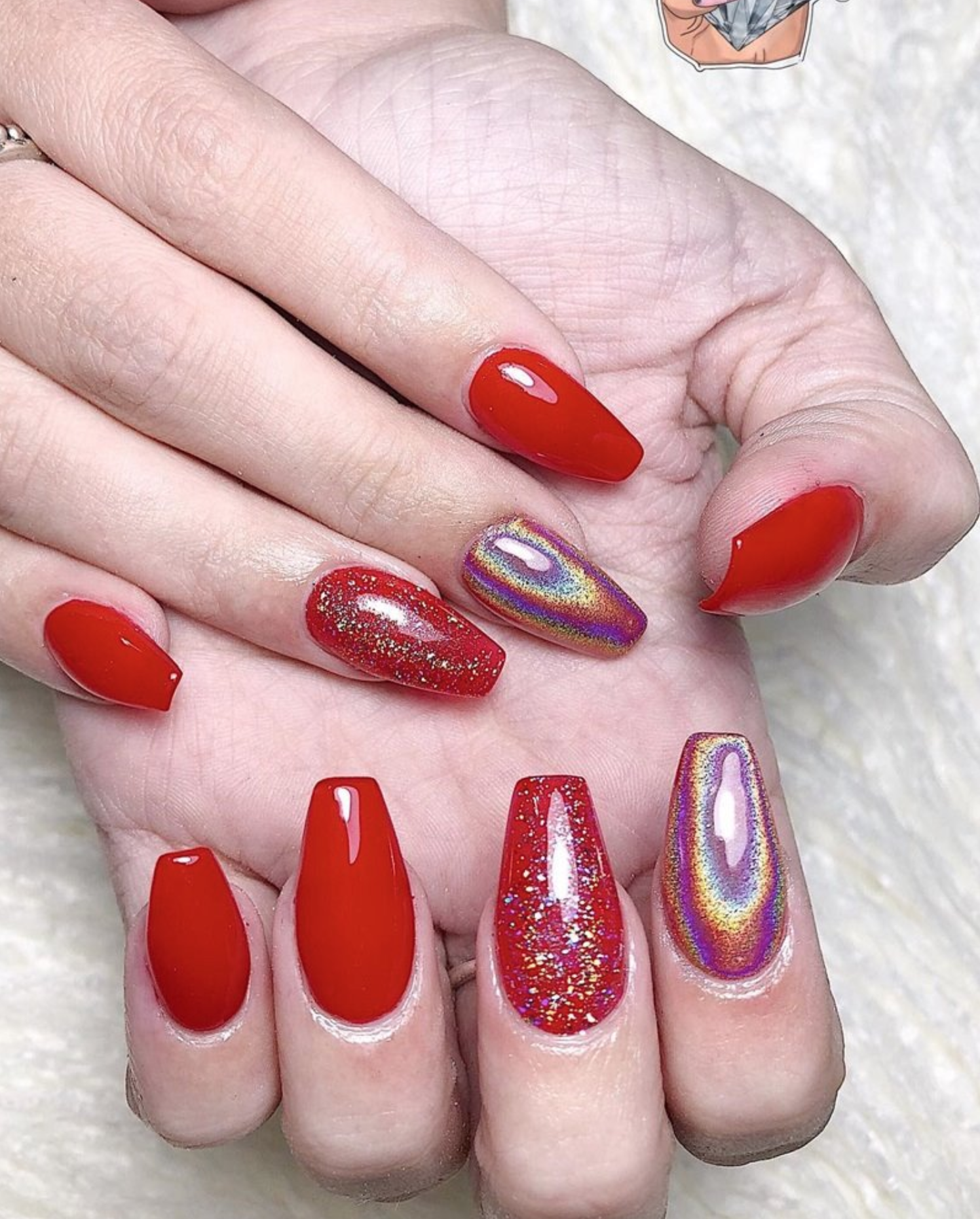 Amazing Stylish Spring Nail Designs And Ideas 2019