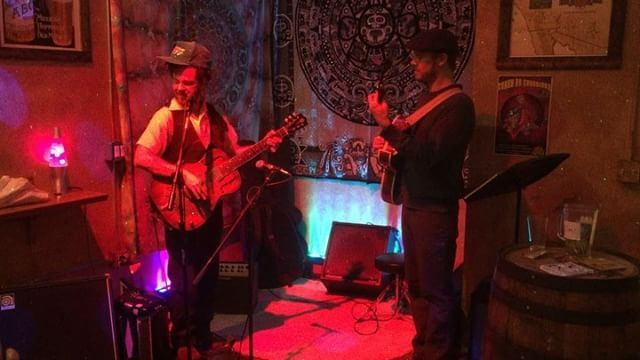 Live Gypsy Jazz courtesy of Nathan Rivera and Ryan Dart! . . . #aztecbrewery #sdmusic #sdbeer #sdjazz #sandiegobeer #sandiegomusic #sandiegojazz #vistabeer #vistamusic #vistajazz #nathanrivera #ryandart #instamusic #musicgram #musicvenue #sdmusicvenue #gypsyjazz #instajazz #jazzstagram #sandiego #sandiegoconnection #sdlocals #sandiegolocals - posted by Aztec Brewing Company https://www.instagram.com/aztecbrewery. See more San Diego Beer at http://sdconnection.com
