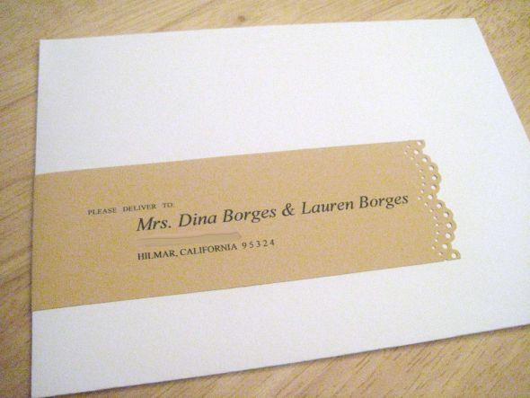 To add my personal touch i focused on the address labels martha to add my personal touch i focused on the address labels martha stewart shares stopboris Gallery