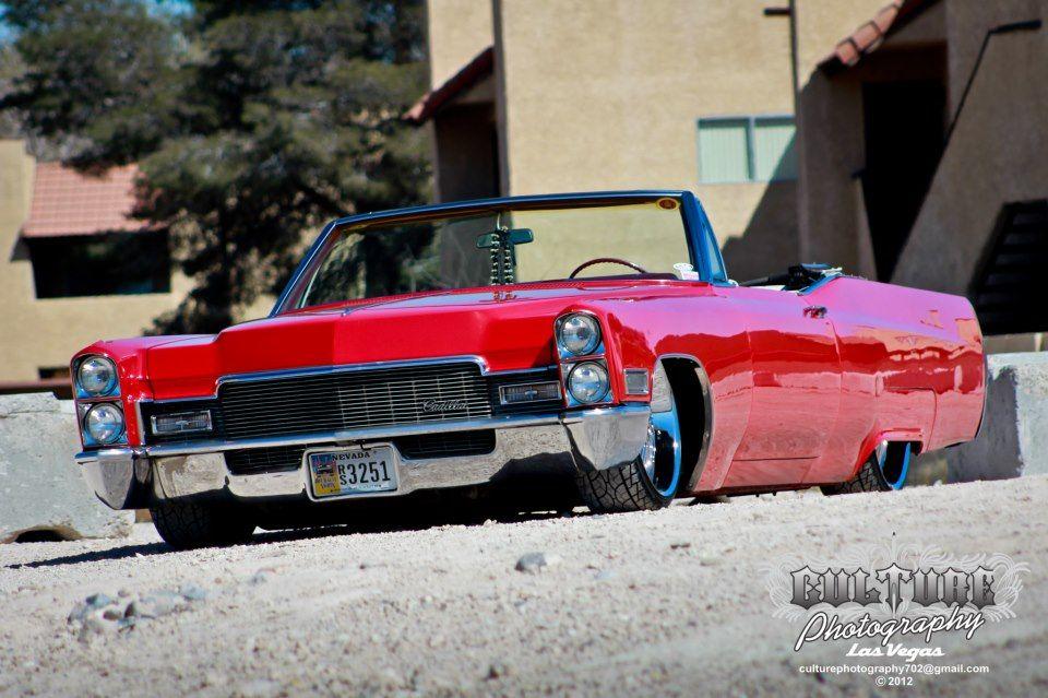 68 Cadillac Convertible American Auto Motors Custom Trucks Cars