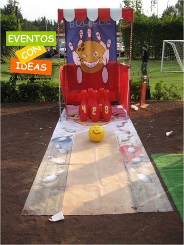Imagenes De Juegos De Feria Y Destreza En Cuajimalpa Party