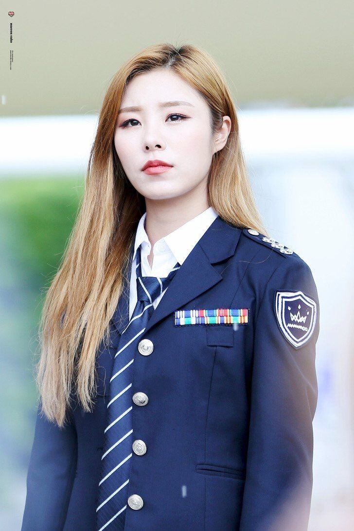 Policewoman Jung WheeIn