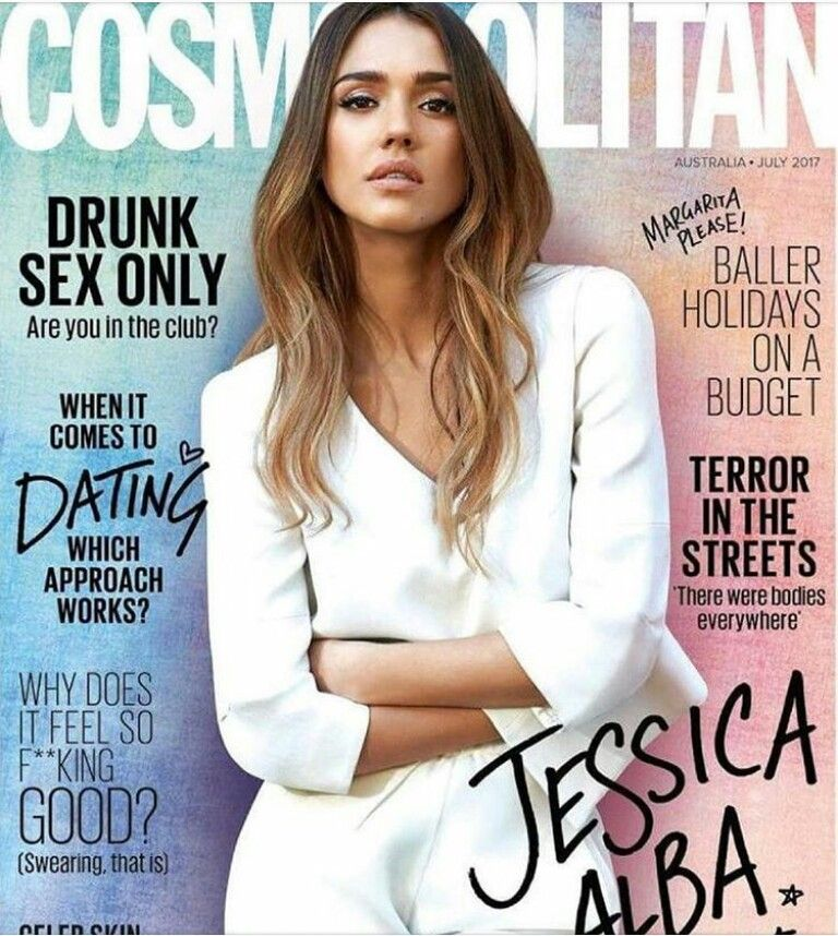 Who is the hottest july cover girl