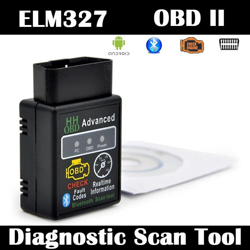 ELM327 Bluetooth Diagnostic Tool ELM 327 Version 2 1 OBD2