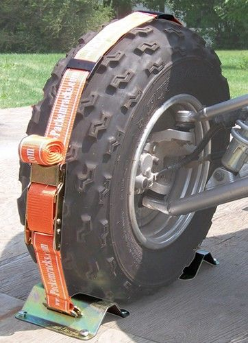 Pack Em Wheel Tie Down Kit For Truck Beds And Trailers