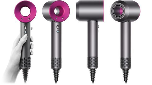 Dyson Redesigned The Hair Dryer So It S Easier And Safer To Use Dyson Hair Dryer Hair Dryer Dyson Supersonic Hairdryer