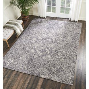 12a66639ccb Gray   Silver Area Rugs You ll Love