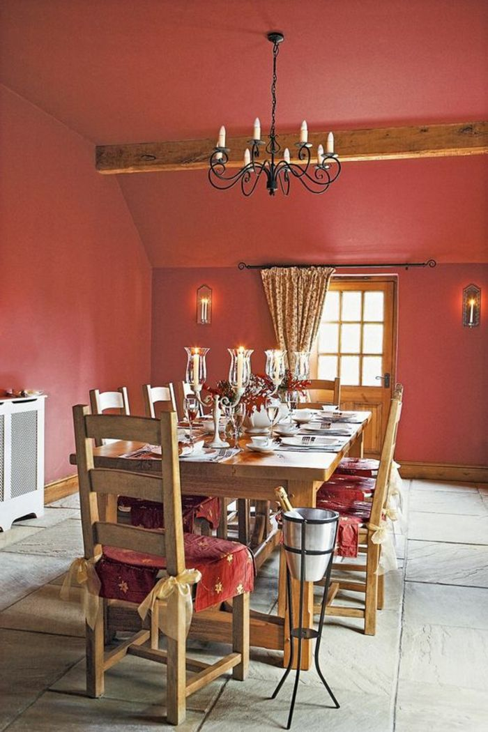 10 Wandfarben, die zeitlos sind und für immer trendy bleiben - esszimmer modern gemutlich