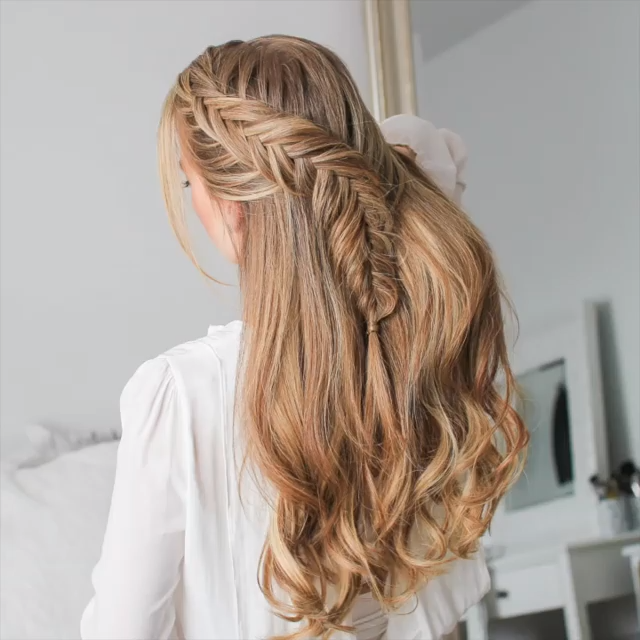 Braided hairstyles video!